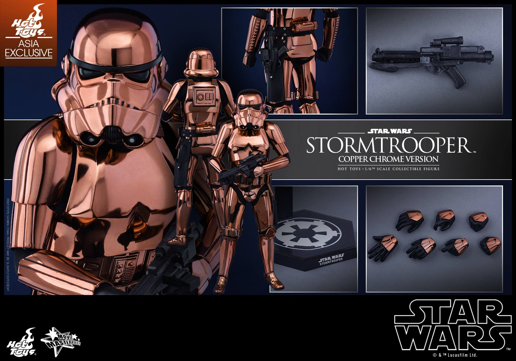Action Figure Insider » Hot Toys Asia Exclusive Star Wars 1