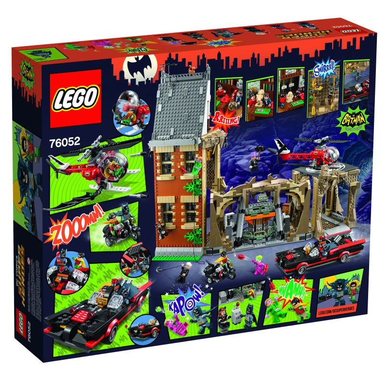 Action Figure Insider » LEGO Offcially Announce DC Comics 1966 ...