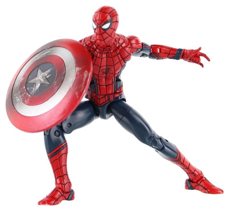 MARVEL'S CAPTAIN AMERICA CIVIL WAR 6-Inch LEGENDS 3-Pack Figures - Spider-Man