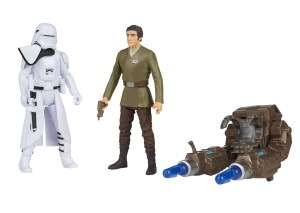 STAR WARS 3.75-INCH FIGURE 2-PACK SnowtrooperPoe
