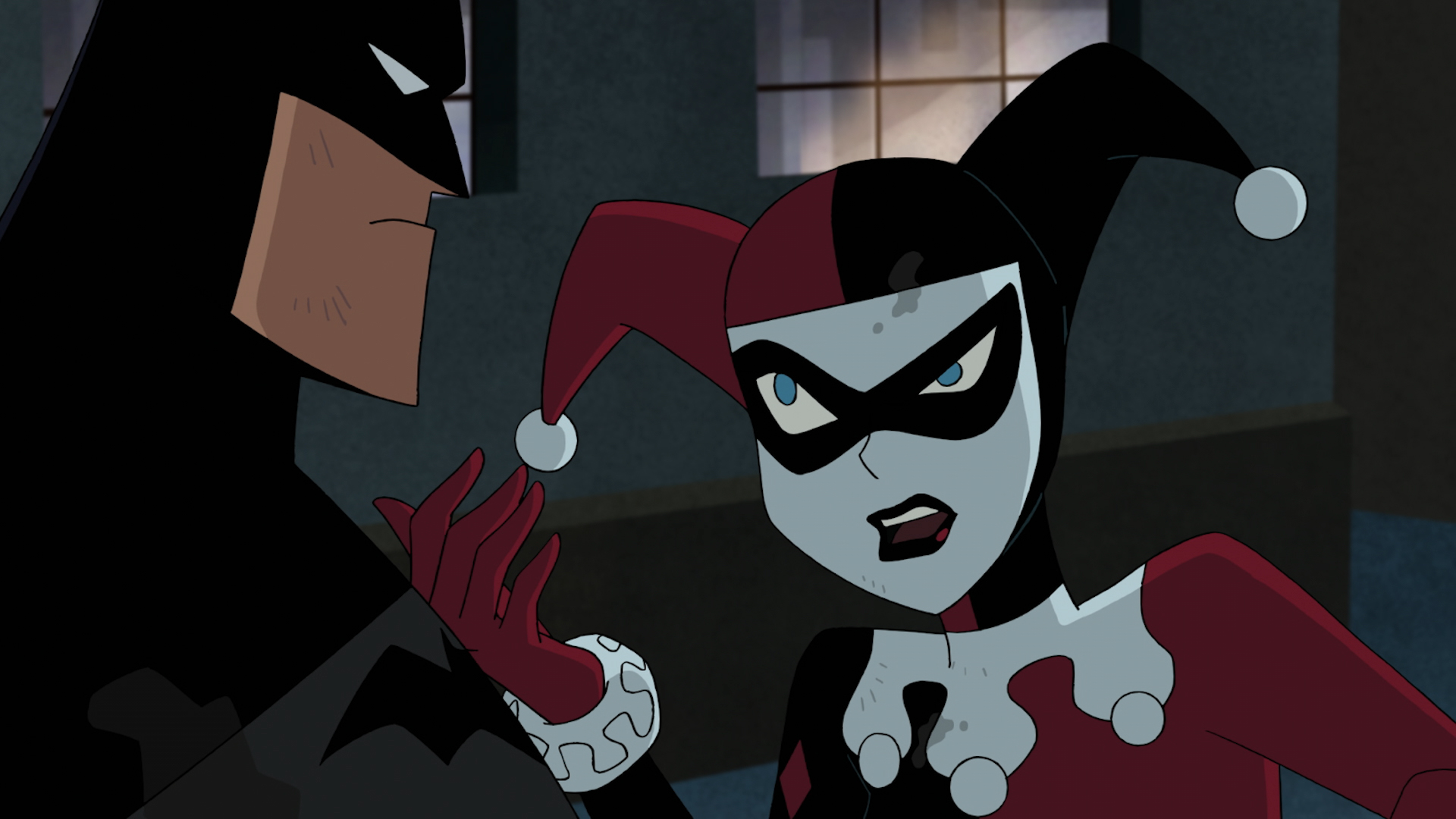 """Action Figure Insider » On Blu-ray NOW: """"Batman and Harley ..."""