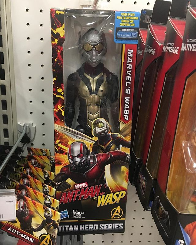 Spotted new at @target @marvel toys