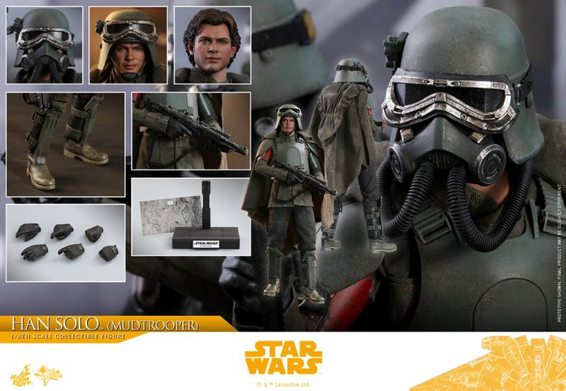 Action Figure Insider » Solo: A Star Wars Story – 1/6th