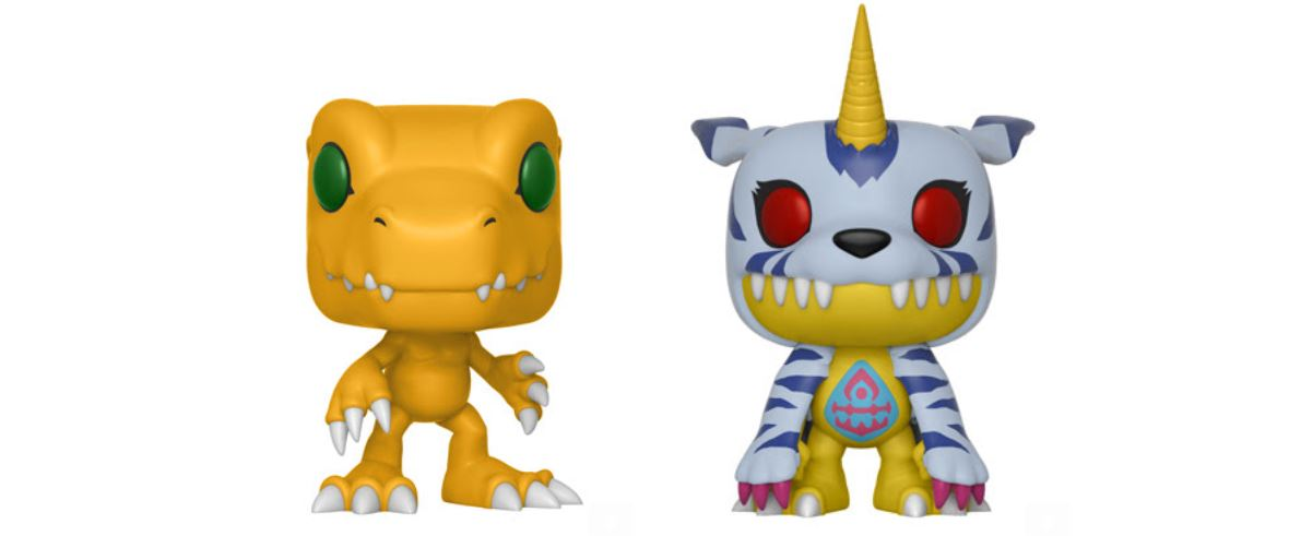 Action Figure Insider 187 Coming Soon From Funko Digimon Pop