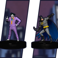 Batman Animated Heroclix by WizKids