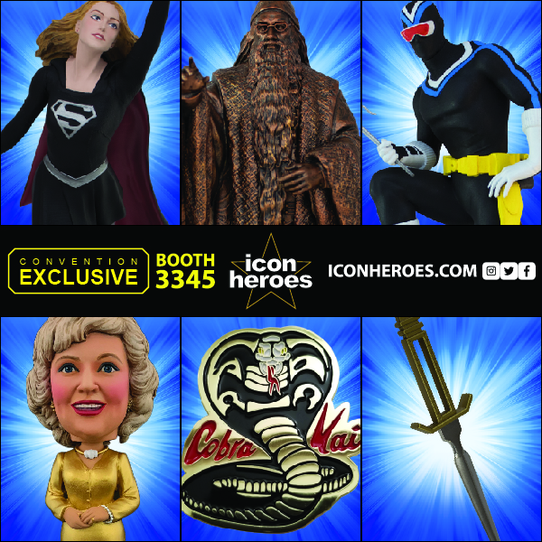 Action Figure Insider » ALL @IconHeroes #SDCC Exclusives now