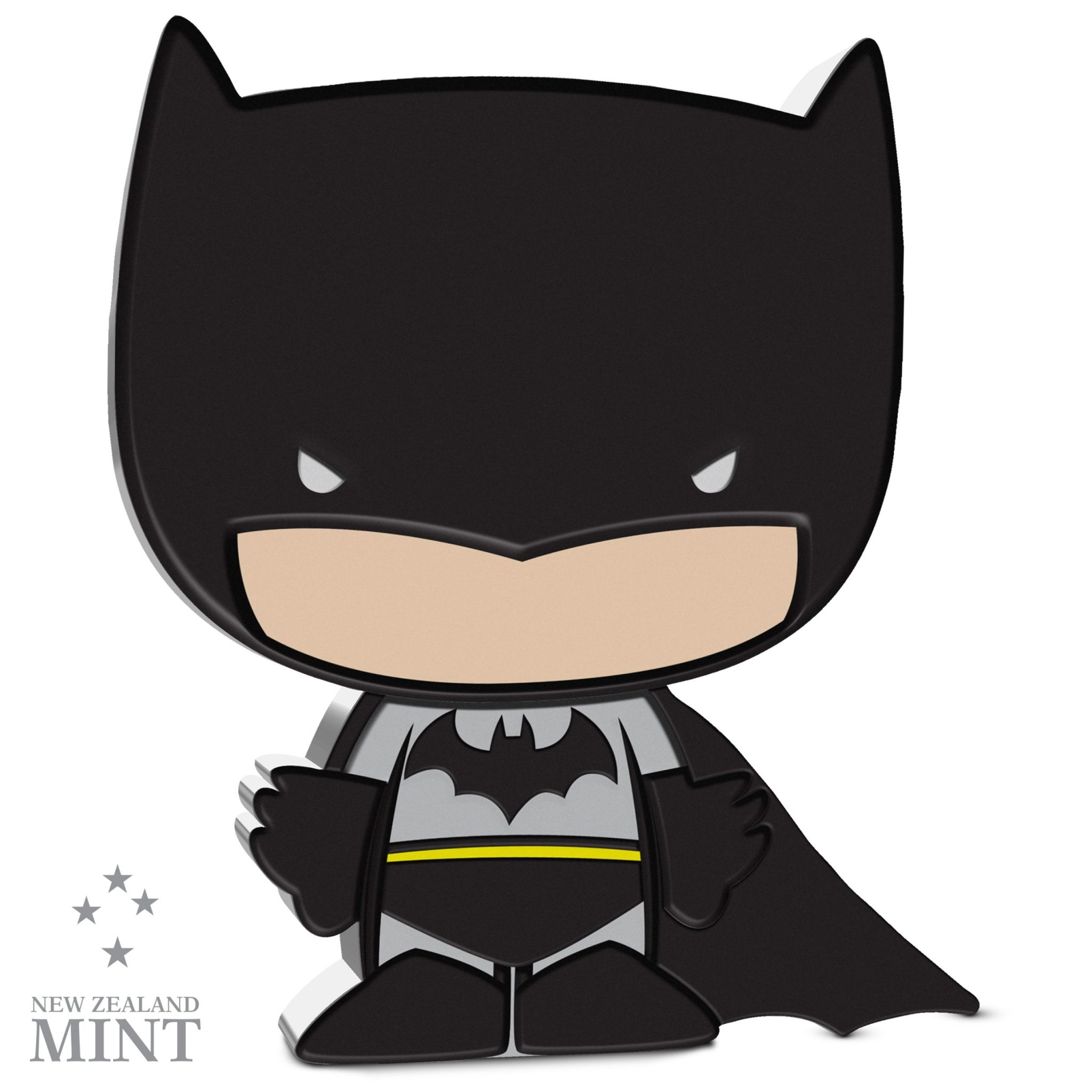 Don't wait to grab this FIRST pure #silvercoin in our #ChibiCoin Collection! Showcasing #DCComics #BATMAN. Only 2,000 available from @NZMint