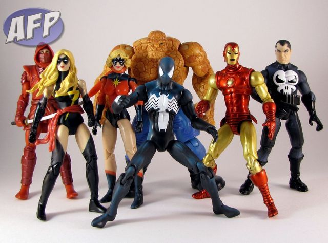 Marvel Universe Wave 3