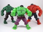 Marvel Universe Secret Wars Series 2 - Hulk - with Super Hero Showdown and Red Hulks (1024x767).jpg