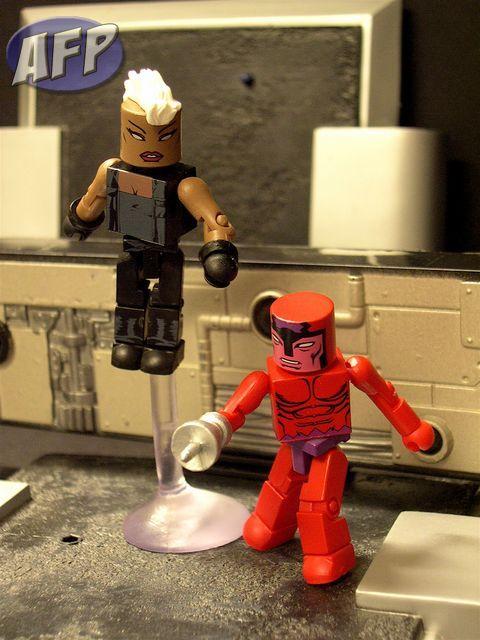 Marvel Minimates TRU Toys R Us Wave 6 Klaw