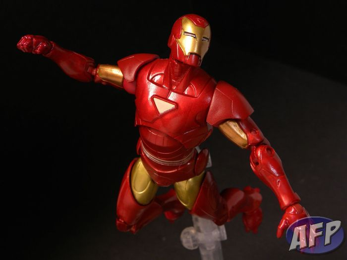 "Habro Marvel Legends Series 12/"" IRON MAN"