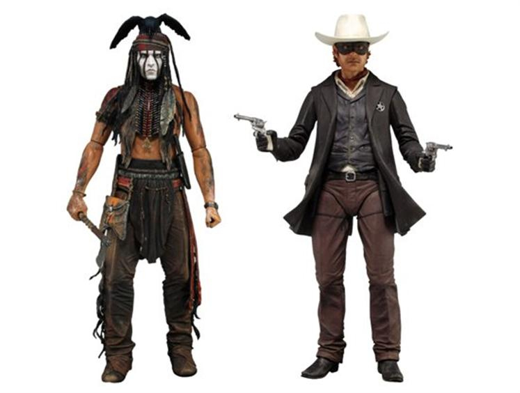 The Lone Ranger Series 01