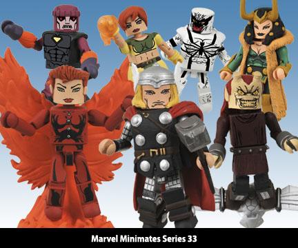 Battlestar Galactica Minimates TRU Toys R Us Series 2 Simon