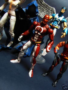 Dark X-Men - Weapon Omega, Mimic