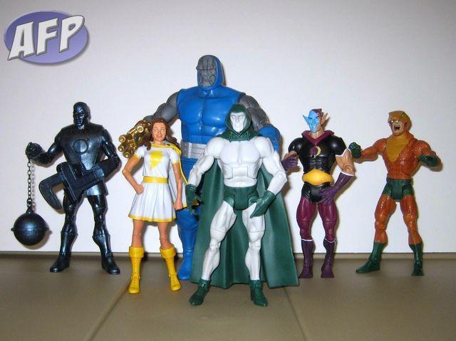 DC Universe Classics Wave 12 ECLIPSO BAF Darkseid
