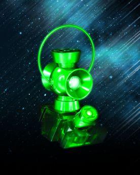 GL mini lantern ring