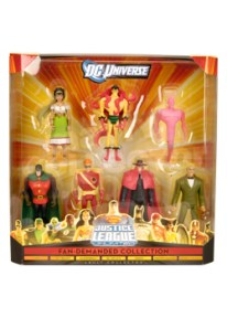 Justice League Unlimited 7-Pack