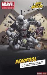 RoML3 card art - Deadpool