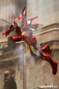 Ani-Com Hot Toys Avengers Mark VII Iron Man