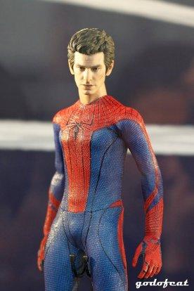 Ani-Com Hot Toys Spider-Man