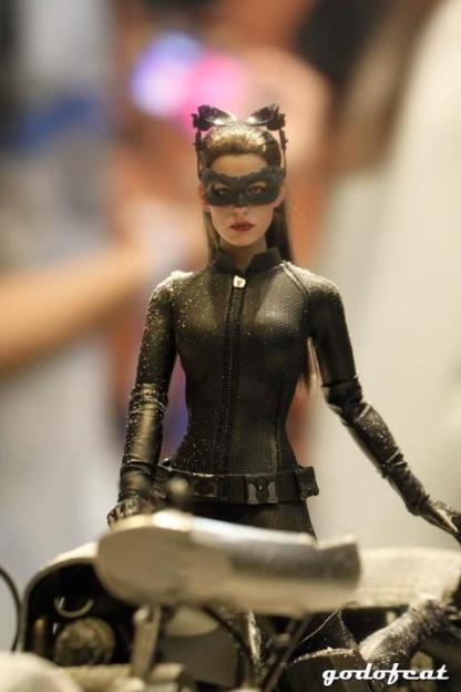 Ani-Com Hot Toys The Dark Knight Rises Catwoman
