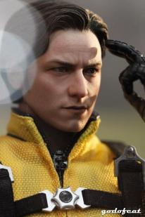 Ani-Com Hot Toys X-Men First Class Professor X
