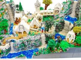 LEGO Rivendell 3