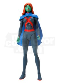 Young Justice Miss Martian