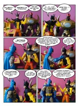 Batman How the Joker Stole Christmas 19