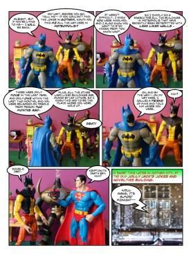 Batman How the Joker Stole Christmas 20