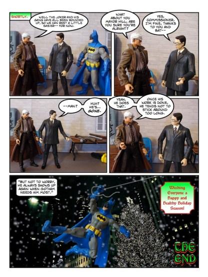 Batman How the Joker Stole Christmas 27