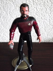 Commander Riker 3 - Close Up