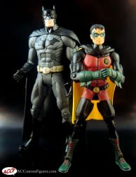 DCNU 52 Batman and Robin