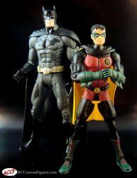 DCNU 52 Batman and Robin