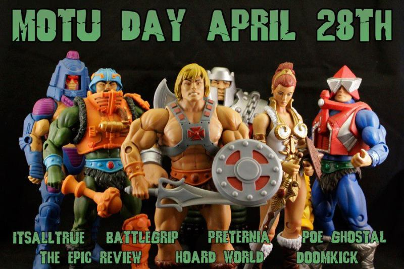 Masters of the Universe Day 2013