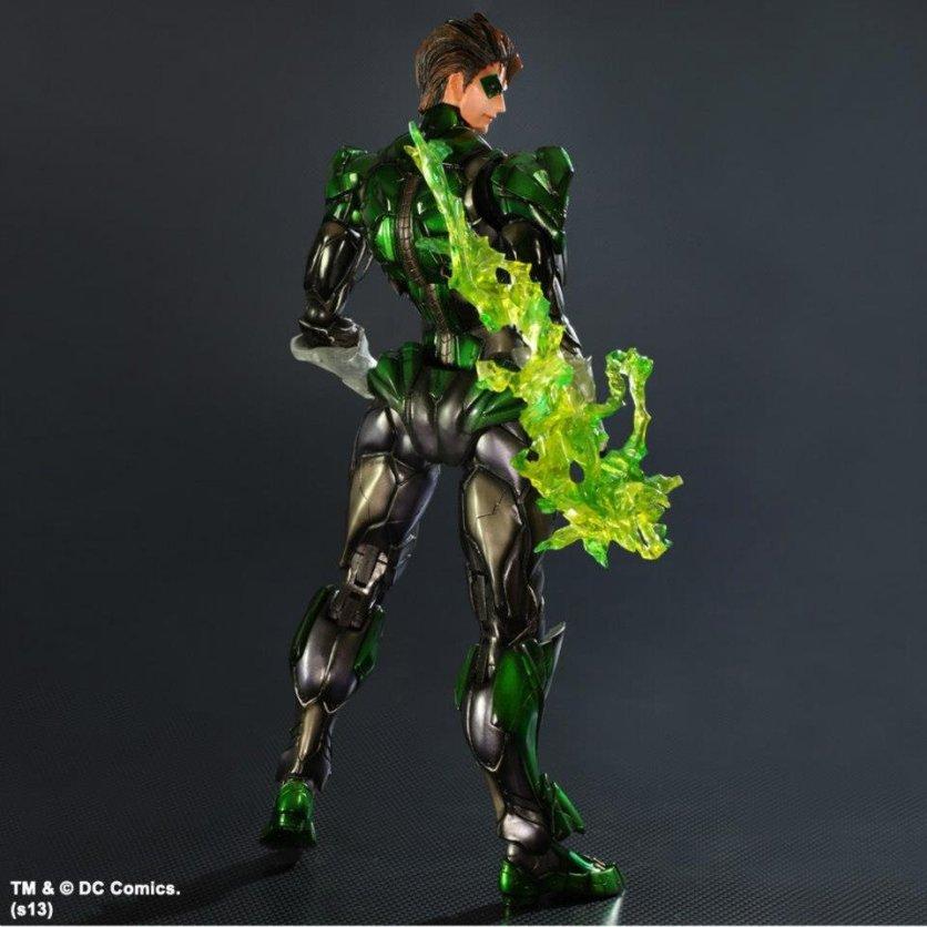 Square Enix DC Universe Green Lantern 2