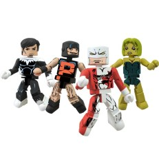 SDCC 2012 Exclusive Marvel Minimates Alpha Flight Series 1 Box Set