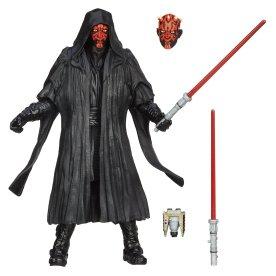 Star Wars The Black Series Darth Maul Figure