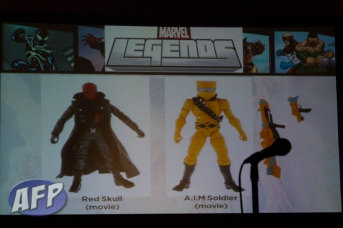 Hasbro Marvel Movie Legends (from Panel) (1 of 4)