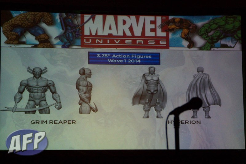 Hasbro Marvel Universe 2014 (from Panel)