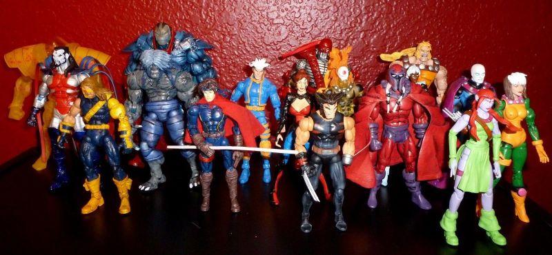 Marvel Legends Age of Apocalypse Set