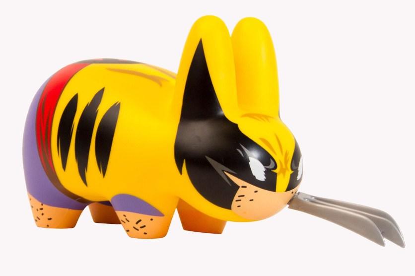 Marvel Wolverine Labbit by Frank Kozik2