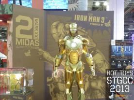 STGCC 2013 Hot Toys Booth 3