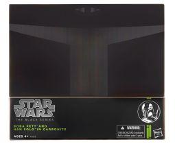 2013 SDCC STAR WARS BLACK SERIES Boba Fett_packaging front