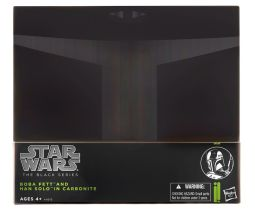 2013 SDCC STAR WARS BLACK SERIES Boba Fett_packaging front