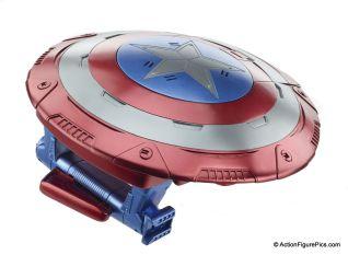 Captain America Stealthfire Shield 2 A6302