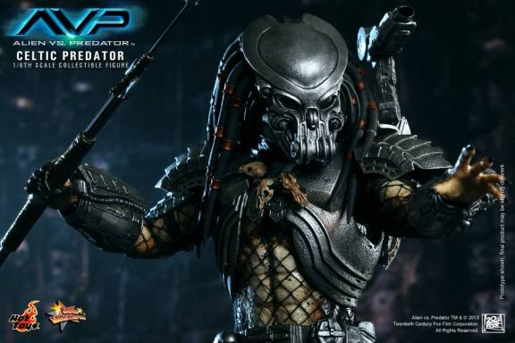 Hot Toys AVP Celtic Predator 09