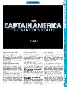 Previews October 2013 - Captain America
