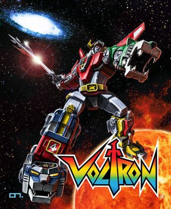 Toynami Voltron announcement