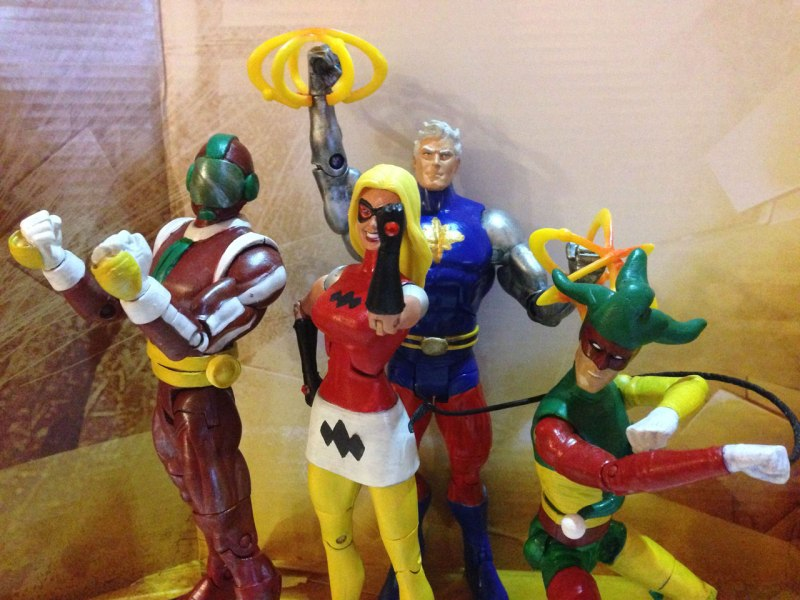 Captain-Atom-and-his-Rogues